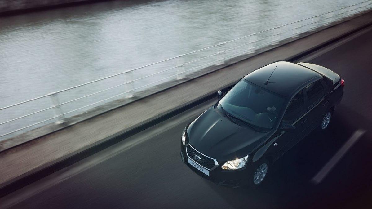 Datsun on-DO 2020 года - бюджетный седан с климатом, аудиосистемой и парктрониками за 490 тысяч рублей