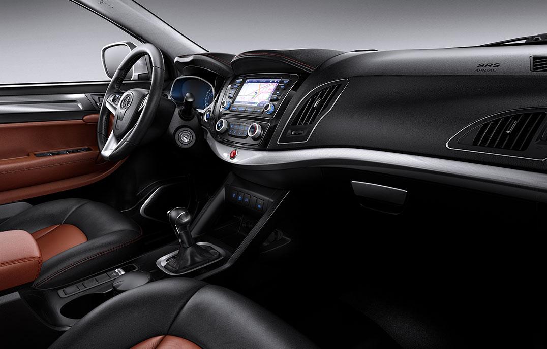 Кроссовер JAC S5 2021 новый кузов, цены, комплектации, фото 12