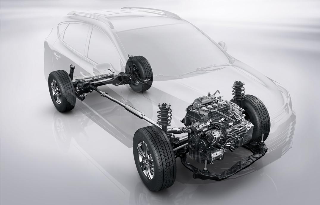 Кроссовер JAC S5 2021 новый кузов, цены, комплектации, фото 3