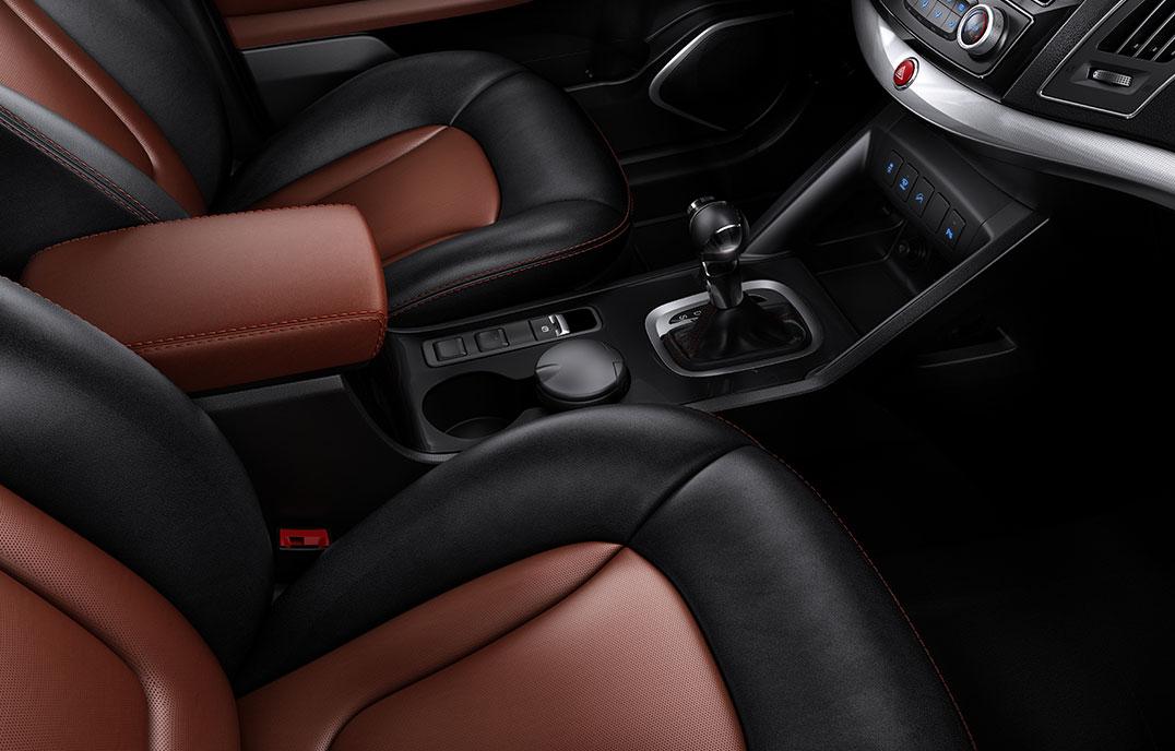 Кроссовер JAC S5 2021 новый кузов, цены, комплектации, фото 8