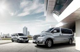 Hyundai H-1 2020 года - комфортный 8-местный минивэн, предназначенный для продолжительных путешествий