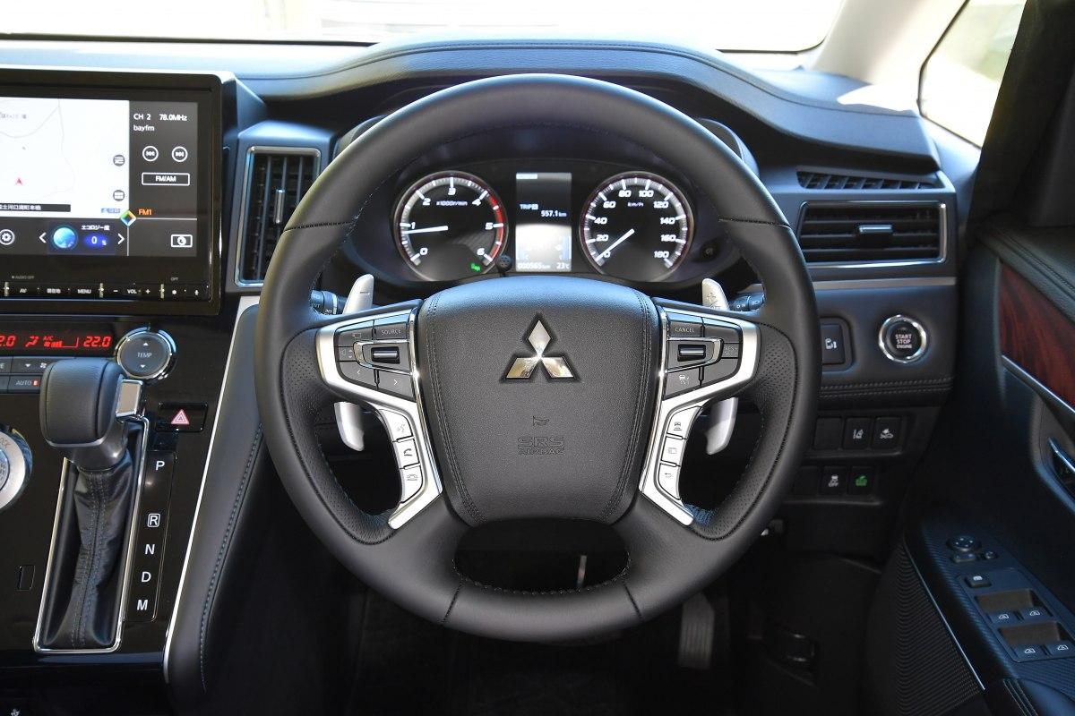 Характеристики Mitsubishi Delica (Мицубиси Делика)