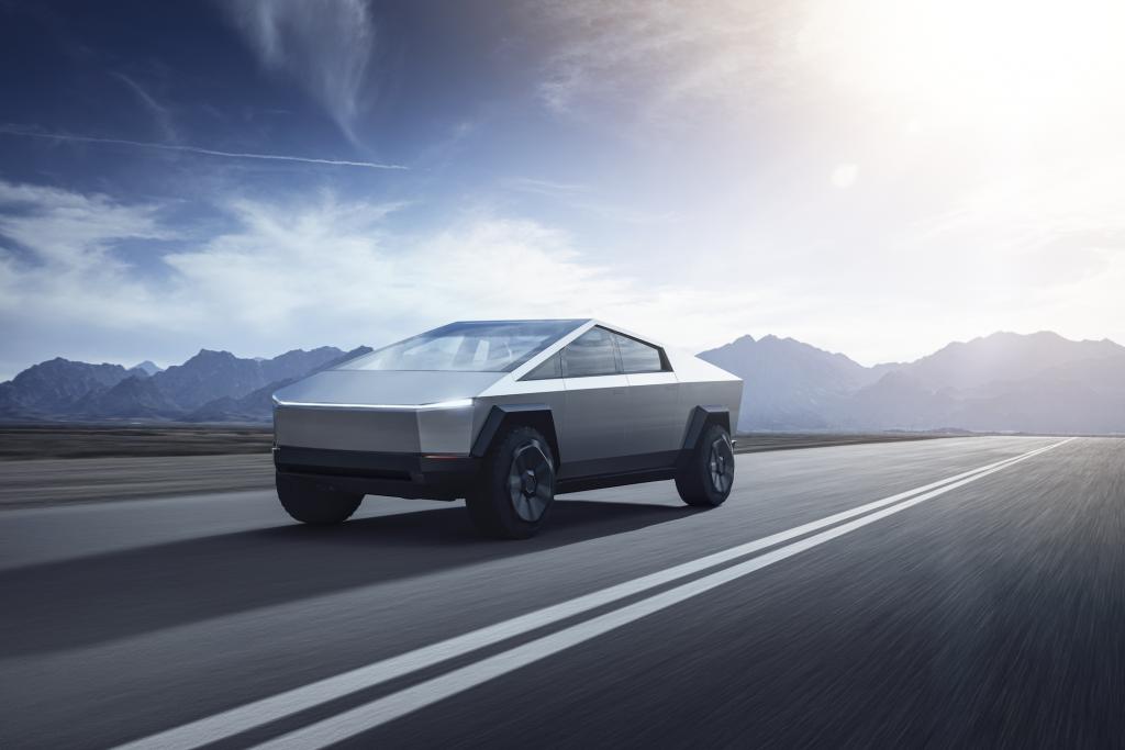 Показан новый внедорожник УАЗ Армор — будущий конкурент для электрического Tesla Cybertruck