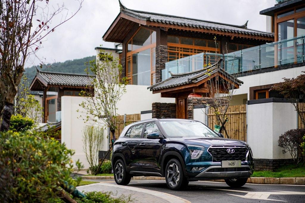 Hyundai готовит для 7-местной Creta оборудование, которое не купить с 5-местным кроссовером