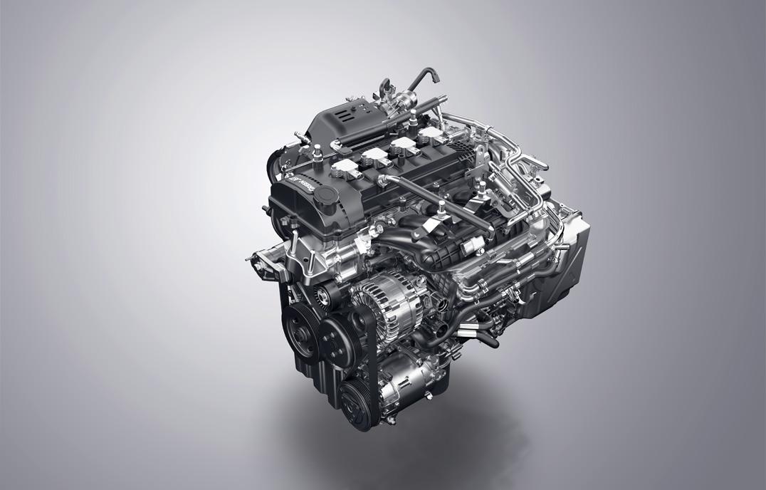 Кроссовер JAC S5 2021 новый кузов, цены, комплектации, фото 4