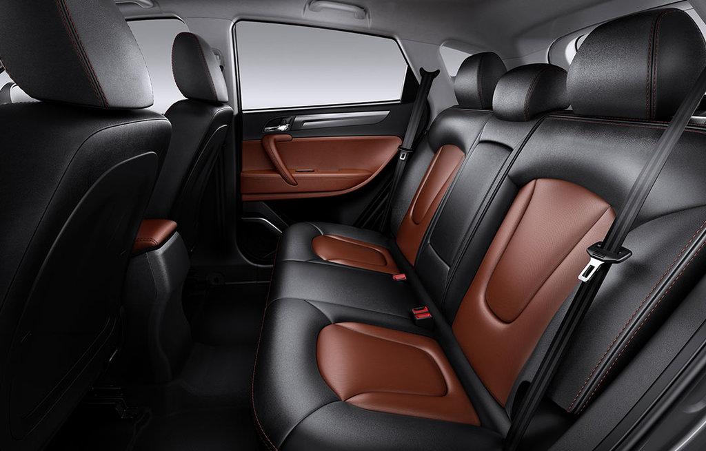 Кроссовер JAC S5 2021 новый кузов, цены, комплектации, фото 13