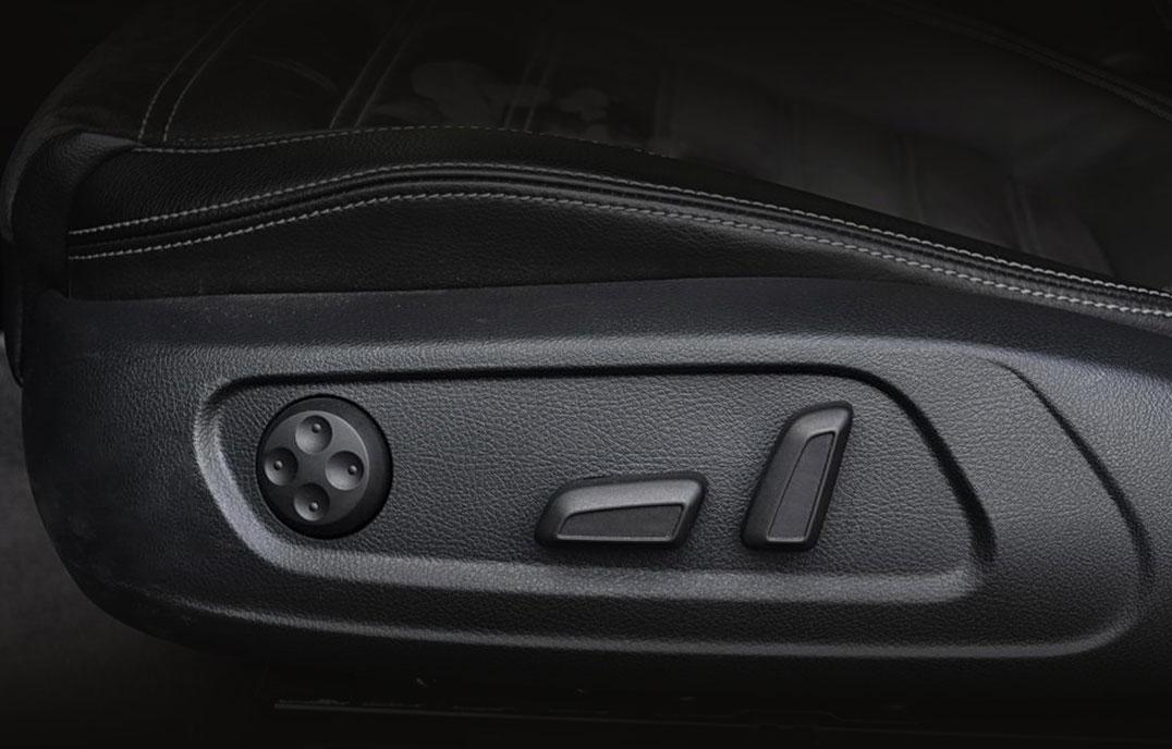 Кроссовер JAC S5 2021 новый кузов, цены, комплектации, фото 9