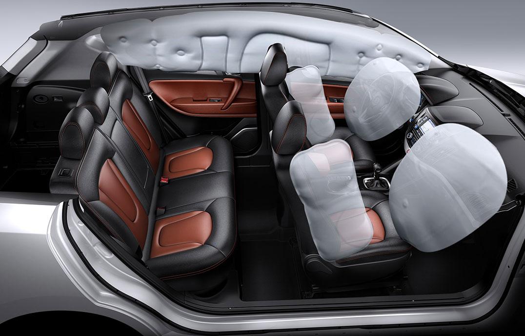 Кроссовер JAC S5 2021 новый кузов, цены, комплектации, фото 15