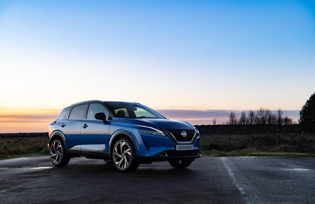 Nissan Qashqai нового поколения показали на рендерных изображениях в «заряженном» исполнении