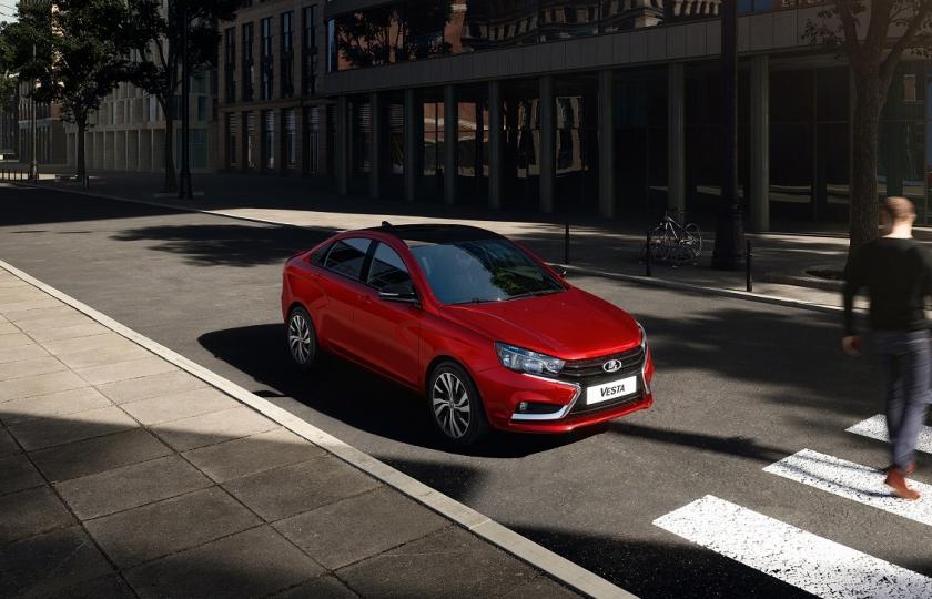 Обновленная Lada Vesta подорожает менее, чем на 50 тысяч рублей. Названа точная дата старта продаж