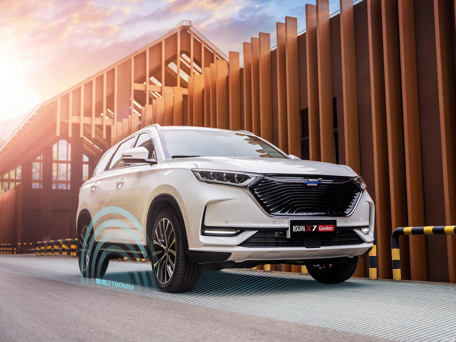 Новый конкурент Mazda CX-5 за 1,33 миллиона рублей вышел на рынок: стартовали продажи Changan Auchan X7 Geeker
