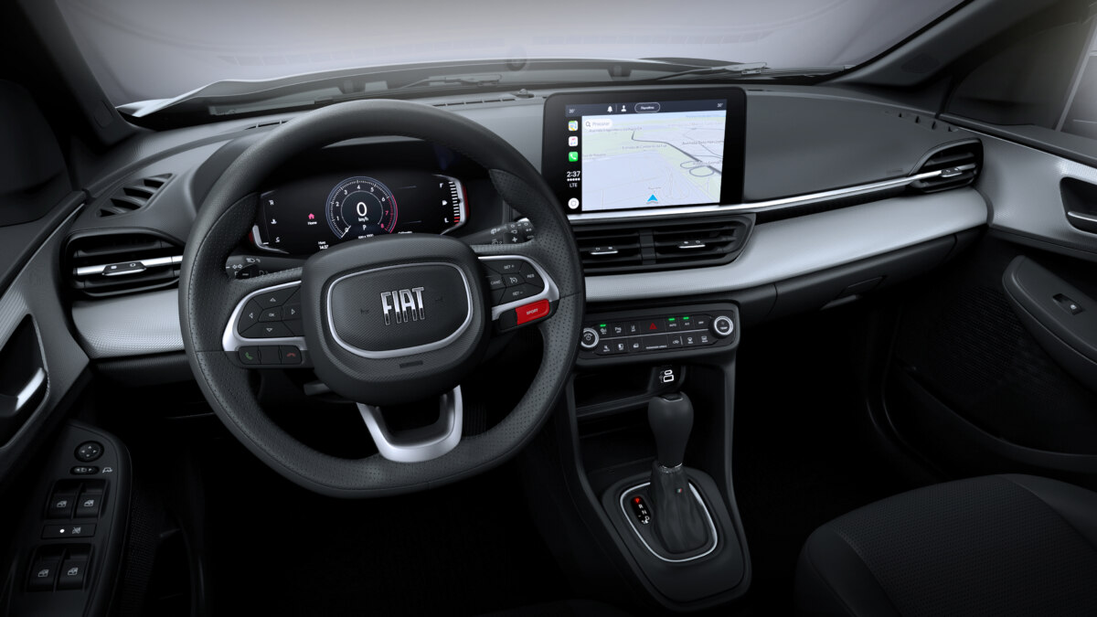 Fiat розкрив деталі нового бюджетного кросовера