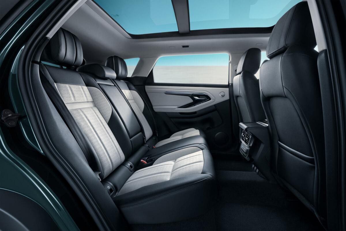 Представлен новый Range Rover Evoque L 2021 для Китая