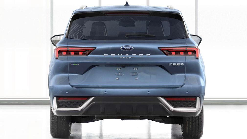 Новий Ford Equato. З'явилися перші фото та відомі характеристики